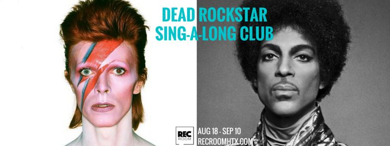 """Dead Rockstar Sing-A-Long Club"" Debuts at Rec Room This August"